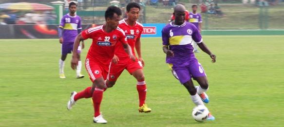 I-League: United SC v Shillong Lajong FC