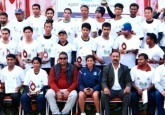 AIFF Grassroots Course