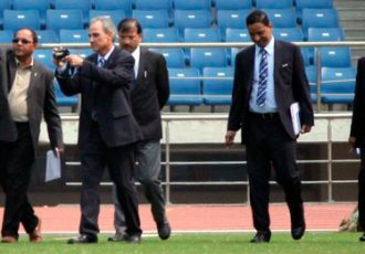 FIFA Delegation in India
