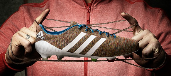 save off 62e3c 1a05a adidas launch the world s first knitted football boot. adidas Samba  primeknit