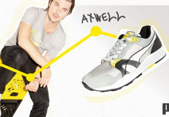 PUMA announces dance icon Axwell as new Lifestyle Ambassador