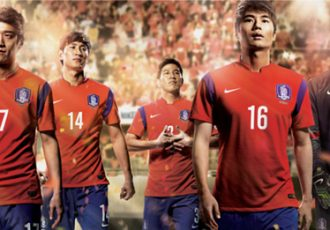 Nike Football unveils 2014 Korea national team kit