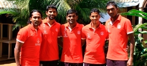 Indian national team players