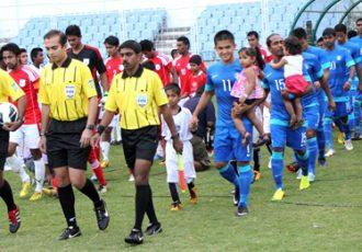 India 2-2 Bangladesh