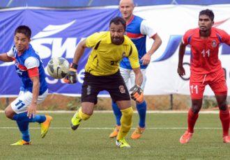 I-League: Bengaluru FC v Churchill Brothers SC