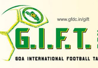 Goa International Football Table (G.I.F.T.) 2014