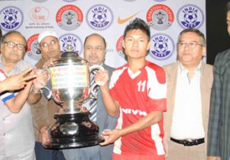 Mizoram – 68th Santosh Trophy 2014 Champions