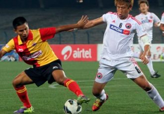 I-League: East Bengal Club v Shillong Lajong FC
