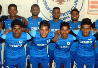 Dempo SC players