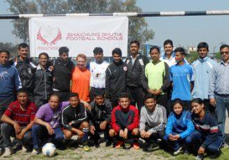 Bhaichung Bhutia Football Schools course in Uttarakhand