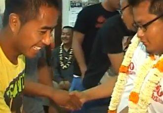 Mizoram celebrates Santosh Trophy win in Kolkata