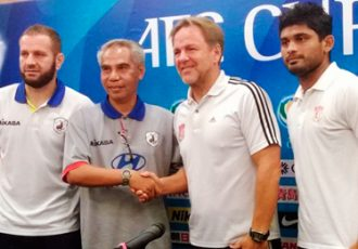 AFC Cup: Tampines Rovers FC v Pune FC Pre-Match Press Conference