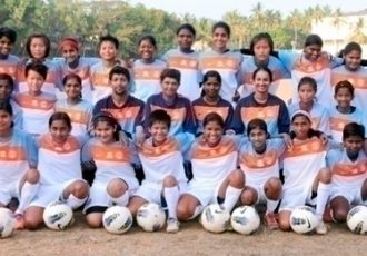 India U-14 girls