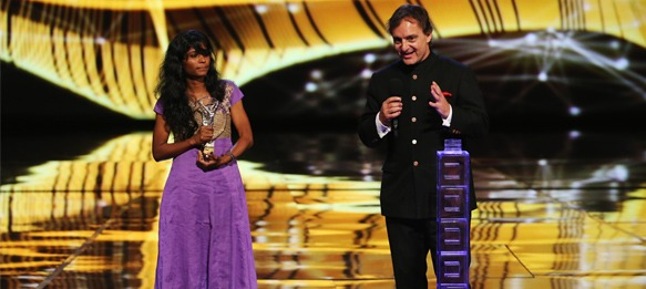 Magic Bus win 2014 Laureus World Sports Awards