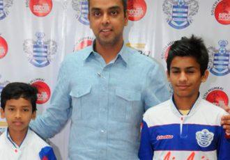 Two Mumbai kids to train with English Championship side QPR