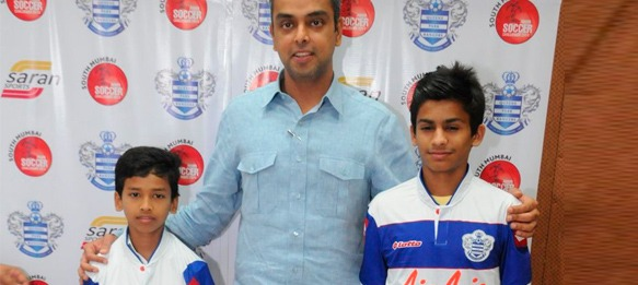 Two Mumbai kids to train with English Championship side QPR