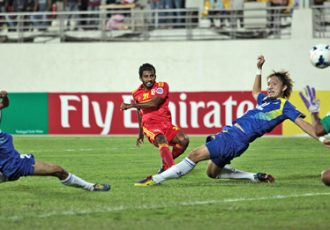 AFC Cup: Pune FC v Tampines Rovers FC