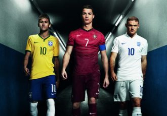 """Nike launches """"Risk Everything"""" with Ronaldo, Neymar and Rooney"""