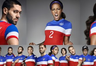 Nike Soccer unveils 2014 US national team away kit