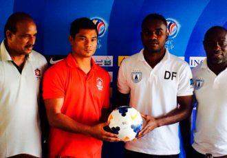 AFC Cup: Churchill Brothers SC v Persipura Jayapura - Pre-Match Press Conference