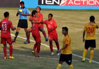 I-League: Churchill Brothers SC v East Bengal Club