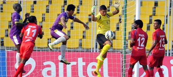 I-League: Churchill Brothers SC v United SC