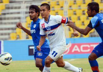 Sunil Chhetri