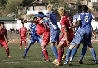 I-League: Rangdajied United FC v Shillong Lajong FC
