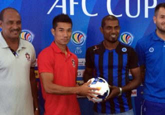 AFC Cup: New Radiant SC v Churchill Brothers SC - Press Conference