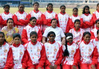 Odisha Women's State Team