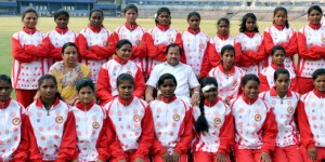 Odisha Women's State Team