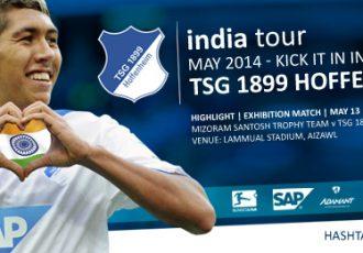 TSG 1899 Hoffenheim - India Tour 2014