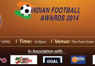 FPAI Indian Football Awards 2014