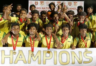 SGFI National Football Championship - Kerala U-19