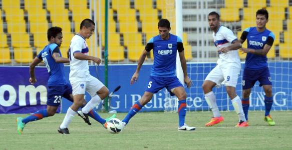 Bengaluru FC crowned 2013-14 I-League champions