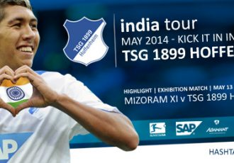 TSG 1899 Hoffenheim - India Tour 2014
