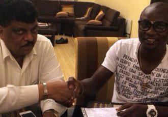 Churchill Brothers SC sign Odafe Onyeka Okolie again