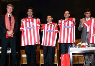 Atlético de Madrid launches its ISL franchise Atlético de Kolkata