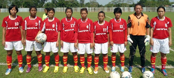 Manipur Women's State Team