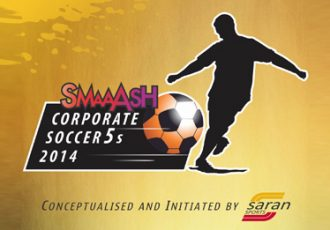 Smaaash Corporate Soccer Series 2014