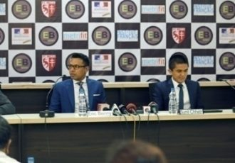 FC Metz Press Conference with Sunil Chhetri