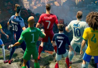 "Nike Football - ""The Last Game"""