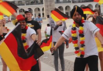 Lovely & Monty - Diesmal...! (2014 FIFA World Cup Bhangra Song)