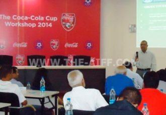 Coca-Cola Cup Workshop 2014