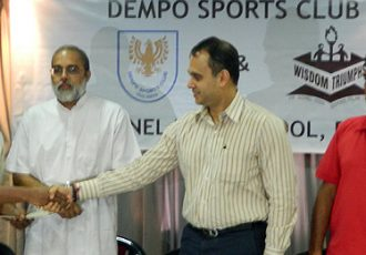 Dempo SC and Fr. Agnel High School, Pilar renew agreement