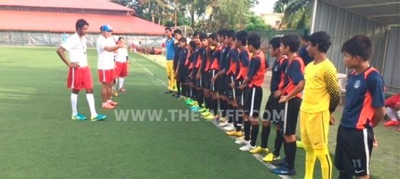 AIFF U-14 Regional Academy