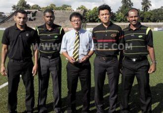 AFC Match Officials