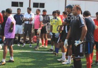 Goalkeeping Course