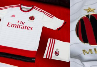 adidas and AC Milan present the Rossoneri 2014/15 away jersey