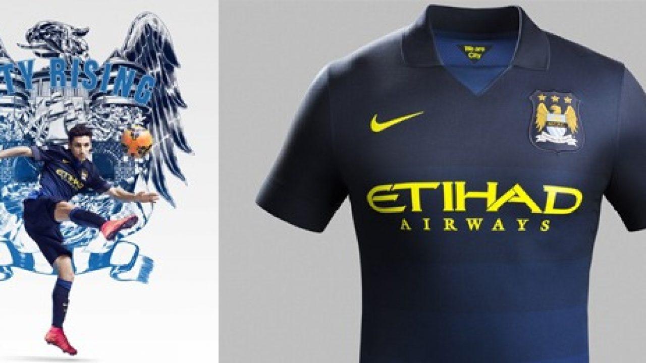 5c67d6411 T Shirt Manchester City 2014 - DREAMWORKS